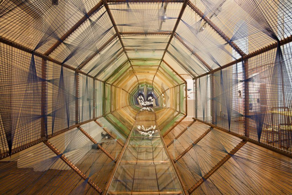 VRPolis, Diving into the Future, propuesta de España para la Bienal de Diseño de Londres, 2016. Cortesía de la Bienal