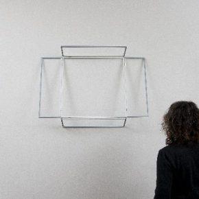 Gabriella Dobo. Twofold. Vista de la muestra. NAC, Galería Arte Contemporáneo. Santiago de Chile, 2016. Foto cortesía de la artista.