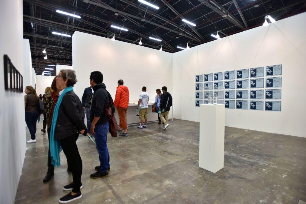 Sección Referentes. ARTBO 2016. Foto: © Cámara de Comercio de Bogotá / 48 por segundo -Todos los Derechos reservados
