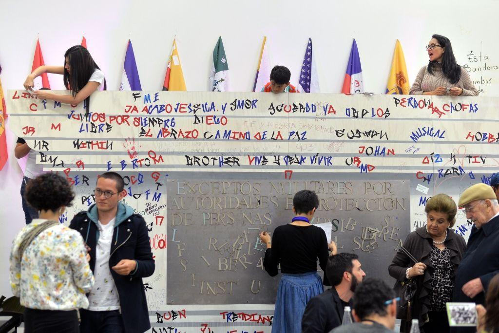 Articularte. ARTBO 2016. Foto: © Cámara de Comercio de Bogotá / 48 por segundo -Todos los Derechos reservados