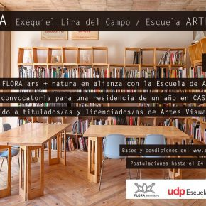 ESCUELA DE ARTE UDP OFRECE BECA PARA ESCUELA FLORA, BOGOTÁ