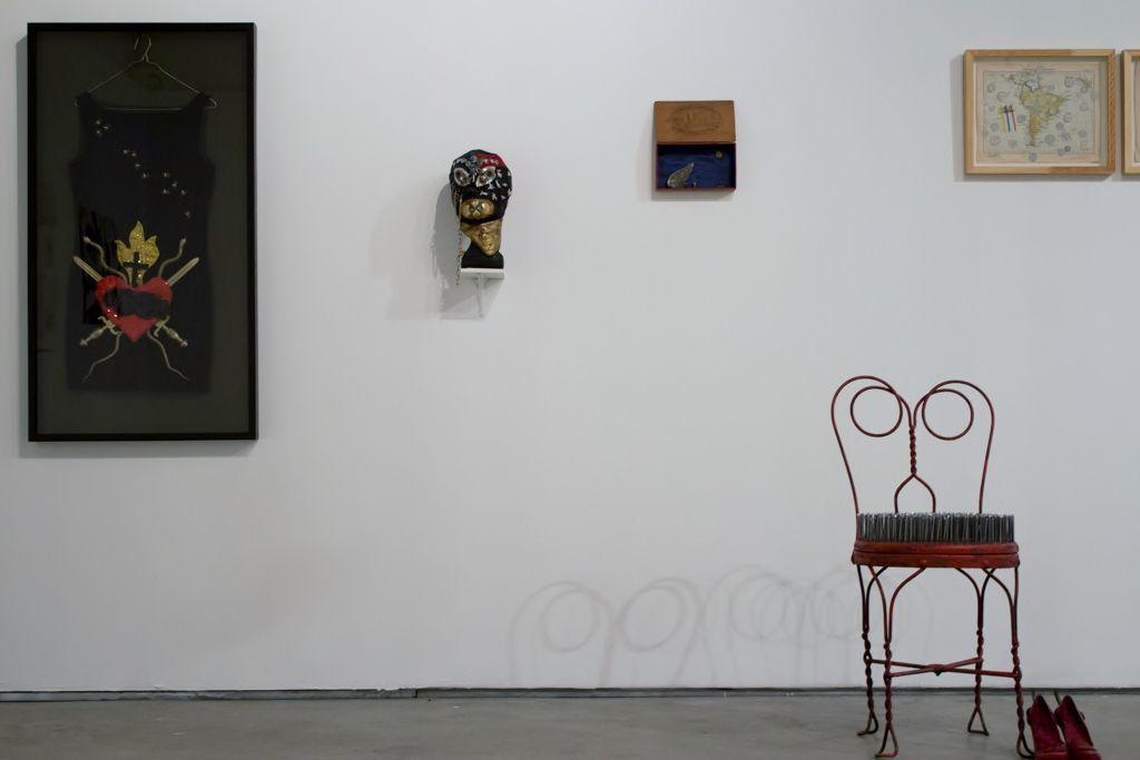 Carlos Zerpa. ArchivoAbierto. Vista de la muestra. ABRA, Caracas, venezuela. 2016. Foto: Melina Fernández Temes