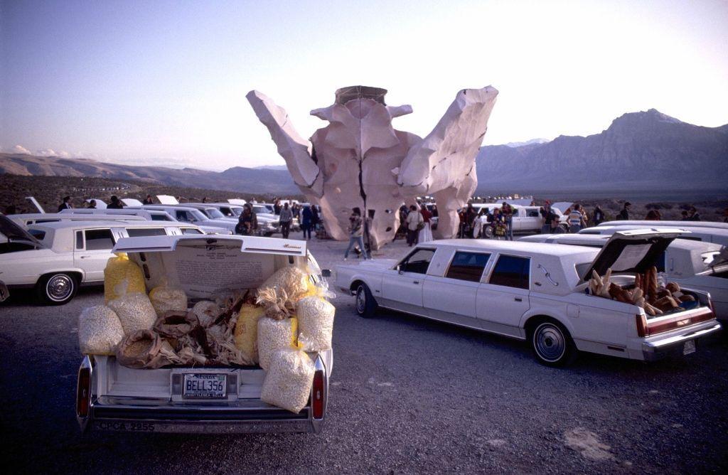 Miralda, Honeymoon, (Wedding Ceremony), 1986-1992 © Foto: J. Ollé