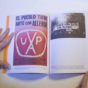 PRESENTACIÓN DEL CATÁLOGO A LOS ARTISTAS DEL MUNDO, EN FILSA