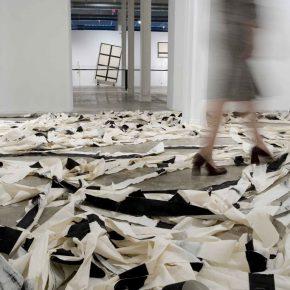 Eugenio Espinoza. Negativa Moderna, 2007.Parte de la muestra: Toda percepción es una interpretación: you are part of it. CIFO Art Space, Miami. 2016. Imagen gentileza CIFO Art Space.