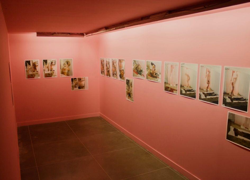 Sergio Zevallos, Rosa Cordis, 1986 (Edición 2016). Impresión digital a color. Foto: Tatiana Toro. Cortesía: 44 Salón Nacional de Artistas