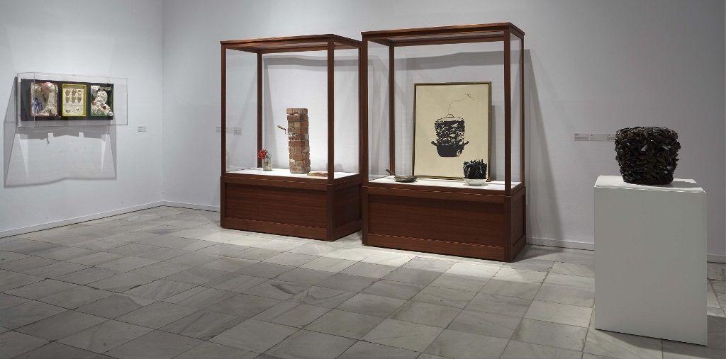 Marcel Broodthaers. Una retrospectiva. Vista de la muestra. Museo Nacional Centro de Arte Reina Sofía, 2016. Foto: Joaquín Cortés/Román Lores.