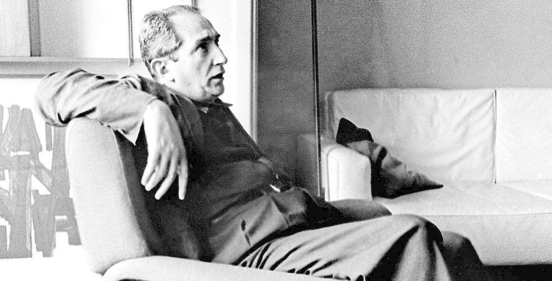 GABRIEL PÉREZ-BARREIRO Y MICHELLE SOMMER SOBRE MÁRIO PEDROSA