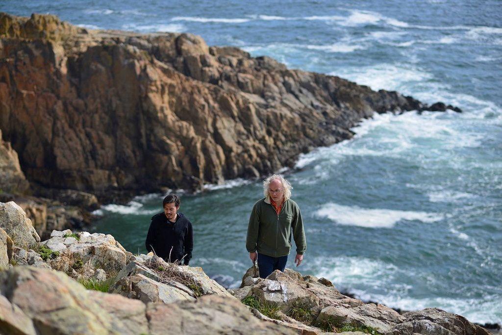 Eduardo Cruces y Andrés Tassara. Fotografía por Francisco Navarrete