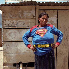 Walterio Iraheta, Super Chica en Atilan, 2003