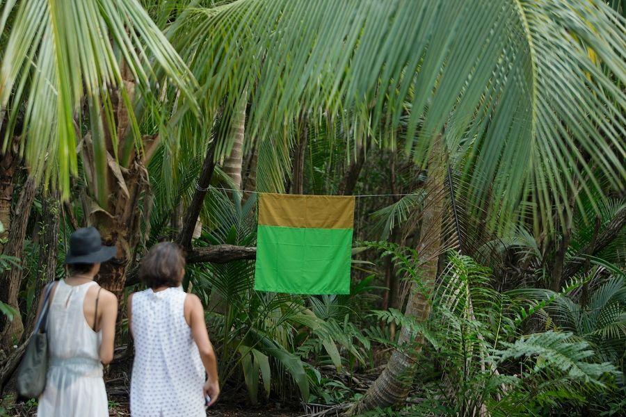 Cortesía: Segunda Gran Bienal Tropical, Puerto Rico, 2017
