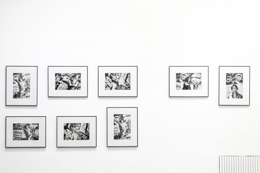 Vista de la exposición de Liliana Maresca en Rolf Art, Buenos Aires, 2017. Cortesía: Rolf Art