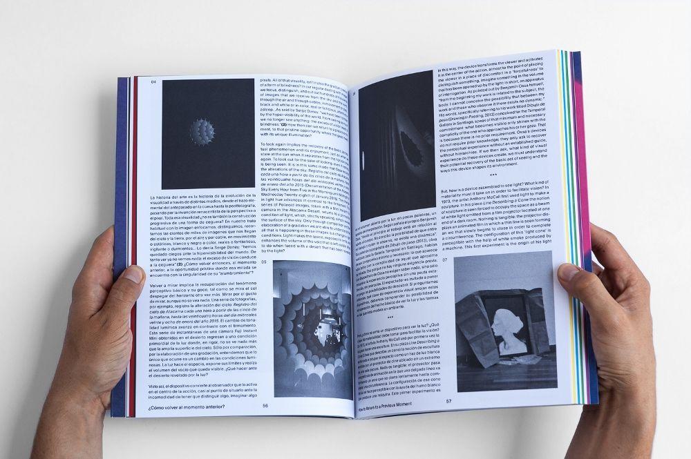 Libro Primero, de Benjamín Ossa. Foto: Sebastián Mejía