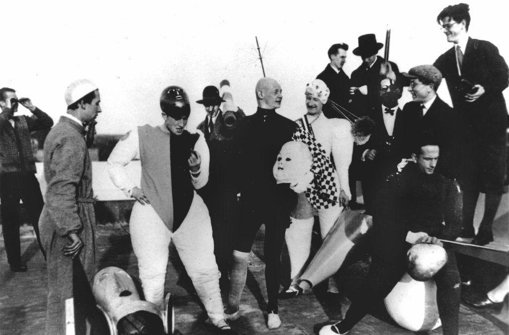 OSKAR SCHLEMMER: THE DANCING ARTIST