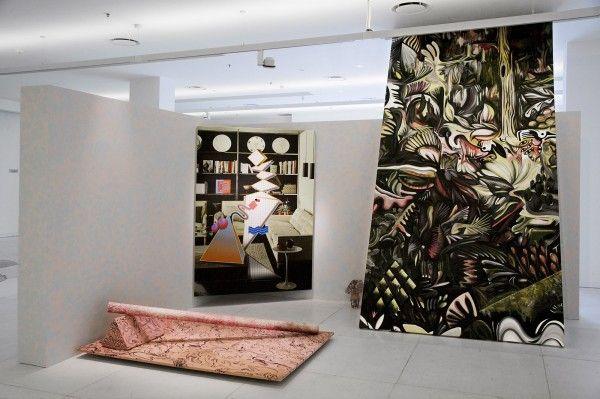 obras de arte geniales para sala de estar METAFSICA SEXY LAS OBRAS RARAS DE ADRIANA MINOLITI
