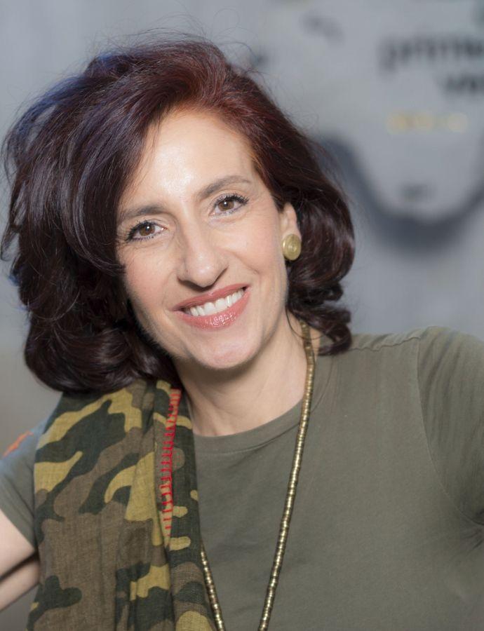 Claudia Hakim. Foto cortesía del MAMBO, Bogotá