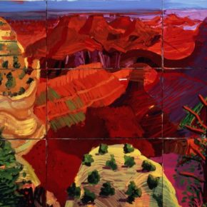 PRIMERA GRAN RETROSPECTIVA DE DAVID HOCKNEY