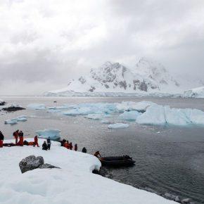 Cortesía Bienal de la Antártida
