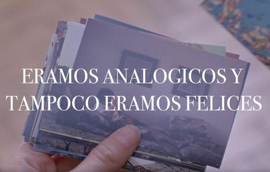 Alejandro Cesarco, Sin título (Éramos analógicos y tampoco éramos felices), 2017. Cortesía: MAMM