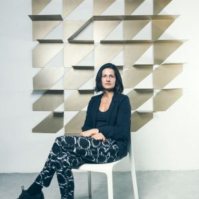Claudia Segura por Karim Estefan