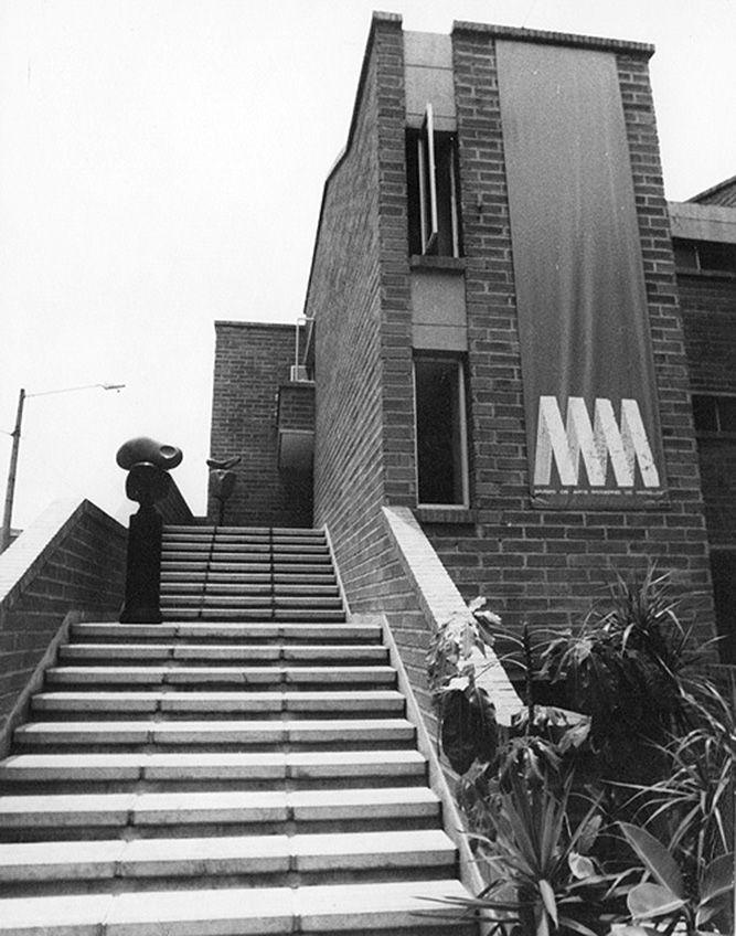 Imagen de archivo, Museo de Arte Moderno de Medellín ubicado en el barrio Carlos E. Restrepo. Foto: Cortesía MAMM. Fuente: www.museoscolombianos.gov.co