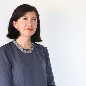 Beatriz Salinas Marambio, directora del Centro Nacional de Arte Contemporáneo de Chile. Foto cortesía: CNCA