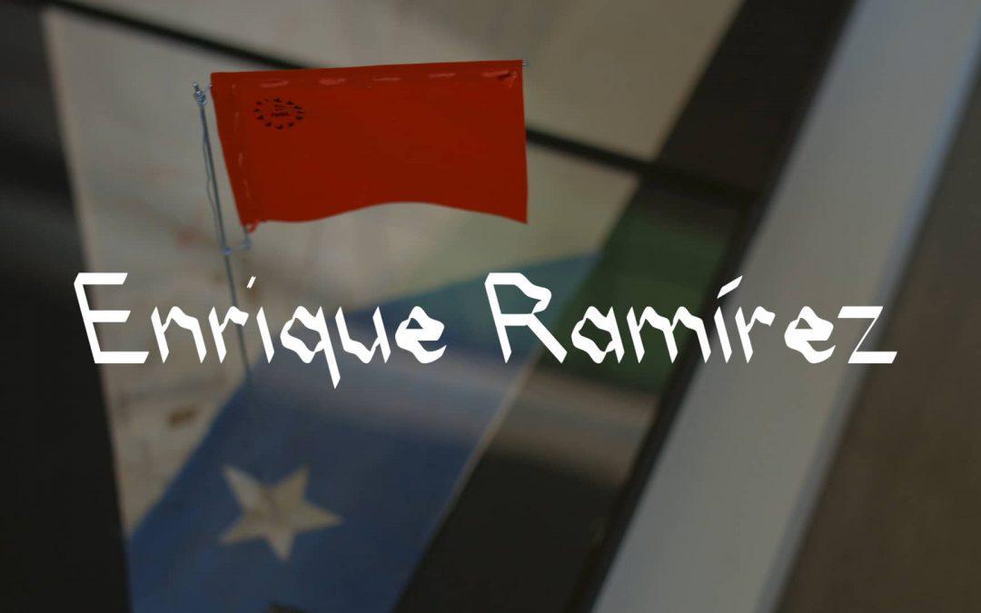 ENTREVISTA A ENRIQUE RAMÍREZ, POR KADIST