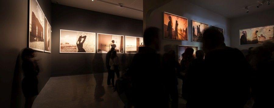 Pabellón de Australia. My Horizon, de Tracey Moffat. 57° Bienal de Venecia, 2017. Foto: Francesco Galli. Cortesía: La Biennale di Venezia