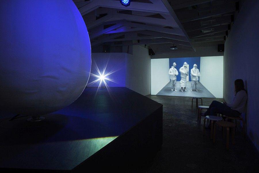 Pabellón de Finlandia. The Aalto Natives, de Alvar Aalto. 57° Bienal de Venecia, 2017. Foto: Francesco Galli. Cortesía: La Biennale di Venezia