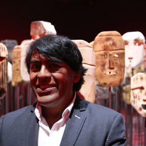 Bernardo Oyarzún. Retrato por Claudia del Fierro