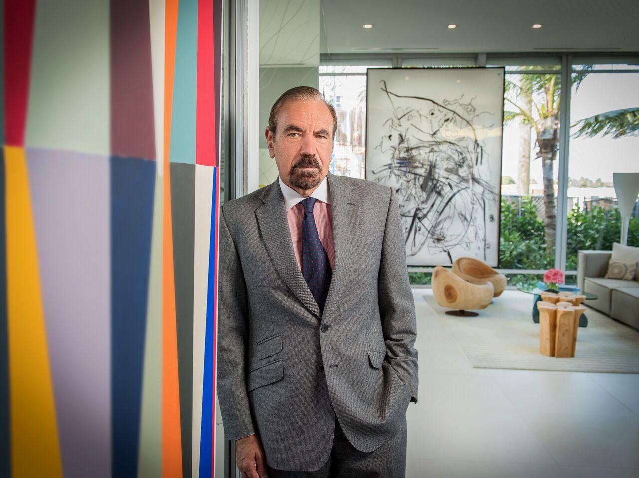 Jorge Pérez. Foto: Andrew Milne