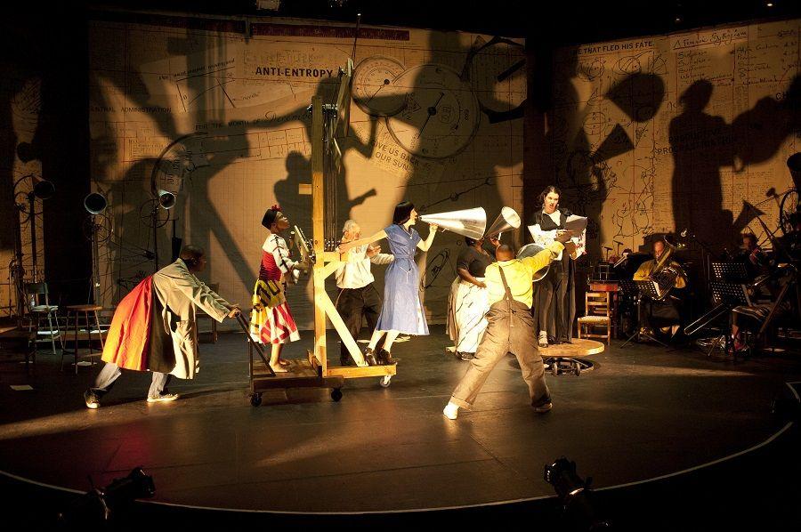 William Kentridge, recusar a horas.  Ver o desempenho em 2011. Foto: John Hodgkiss