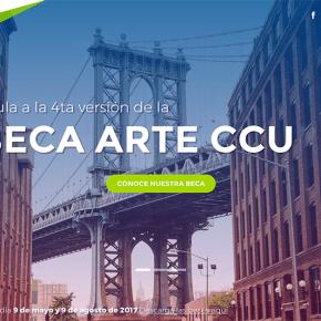 Beca Arte CCU