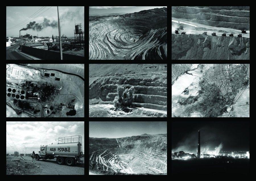 """Ingrid Wildi Merino, """"Arquitectura de las Transferencias"""". Imágenes de archivo. Cortesía de la artista"""