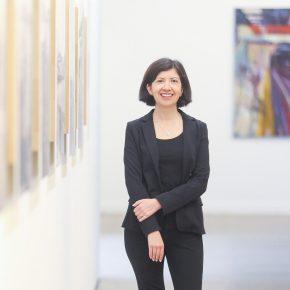 Beatriz Salinas Marambio. Directora del Centro Nacional de Arte Contemporáneo, Cerrillos, 2017. Cortesía: Consejo Nacional de la Cultura y las Artes (CNCA)