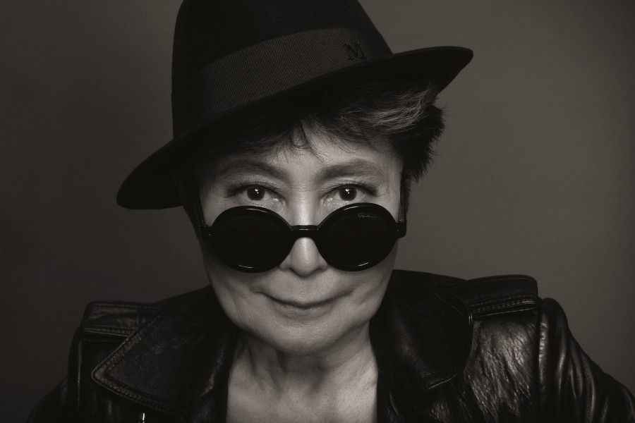 "YOKO ONO LLEGA A CHILE CON SU EXPOSICIÓN ""DREAM COME TRUE"""