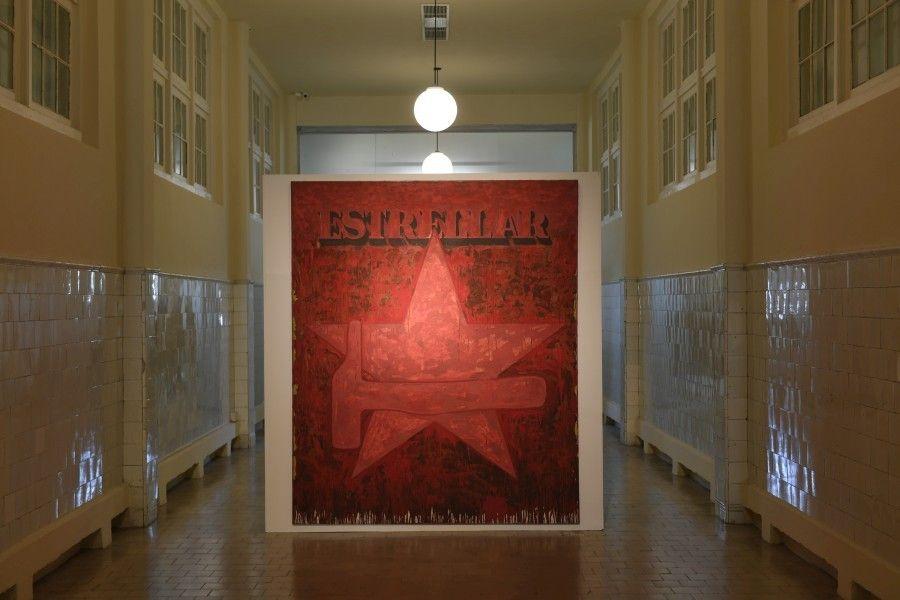 """Vista de la exposición """"Sublevaciones"""", curada por Georges Didi-Huberman para Muntref, Buenos Aires, 2017. Foto cortesía de UNTREF"""