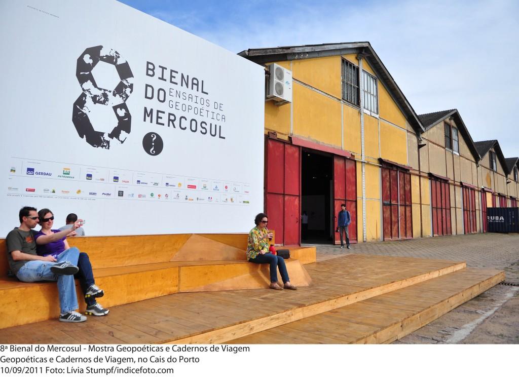 8ª edición de la Bienal del Mercosur, Ensayos de Geopoética