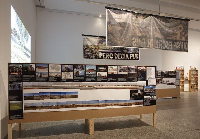 Vista de instalación de la muestra Principio Potosí. Foto: Joaquín Cortés/Román Lores. Museo Nacional Centro de Arte Reina Sofía.