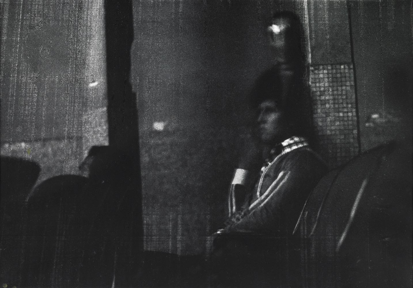 Miguel Ángel Rojas (Colombia), Fisgón (de las series Faenza), 1979, fotografía. Cortesía BanRep Cultural