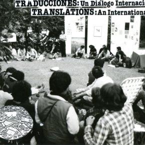 Translations 009, proyecto Traducciones, un diálogo internacional de mujeres artistas, 1979-1980