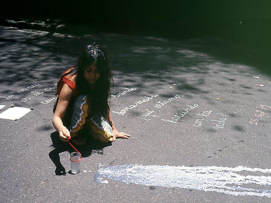 CÍRCULO…CICLO/CECILIA VICUÑA