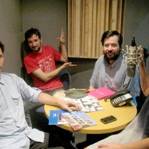 ARTISHOCK RADIO PRESENTA A LEONARDO PORTUS