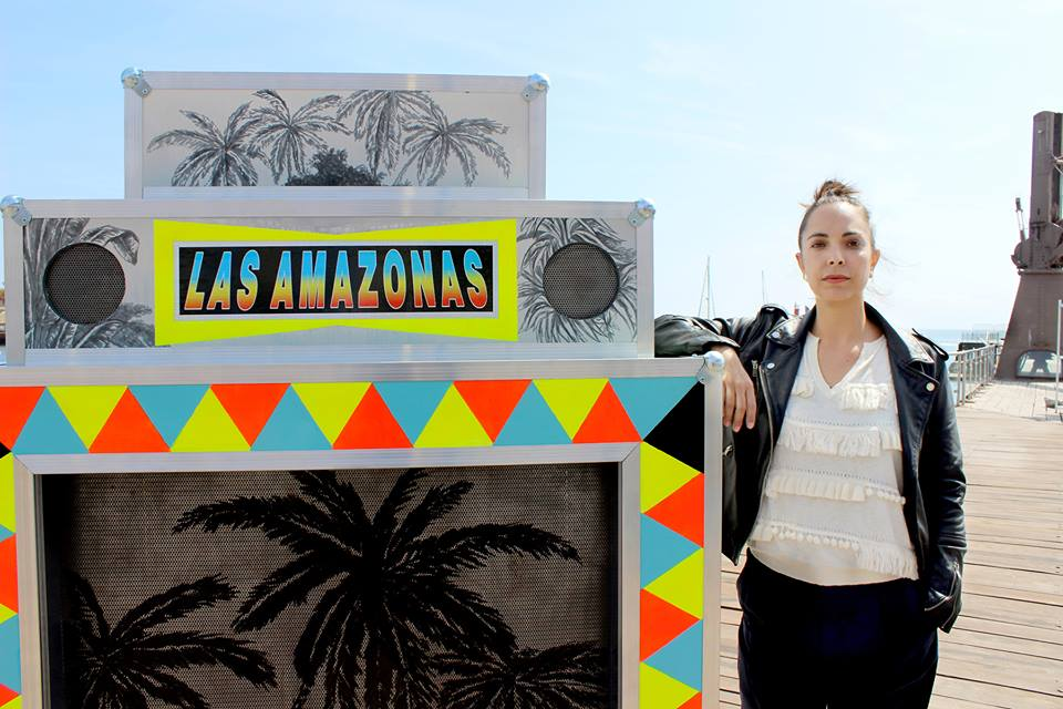ADRIANA CIUDAD CREA EL PRIMER PICÓ FEMENINO DE LA HISTORIA COMO SÍMBOLO DE RESISTENCIA