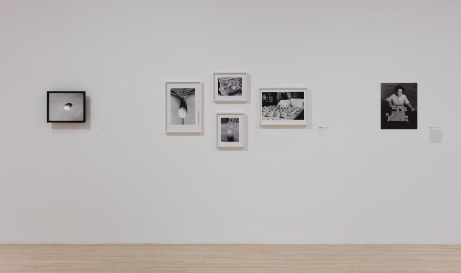 Vista de la exposición de Anna Maria Maiolino en The Museum of Contemporary Art (MOCA), Los Angeles. Foto: Brian Forrest
