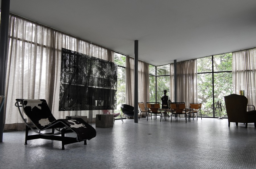 Albert Frey and Lina Bo Bardi: A Search for Living Architecture, en el Palm Springs Art Museum Architecture and Design Center, como parte de PST: LA/LA. Cortesía: The Getty