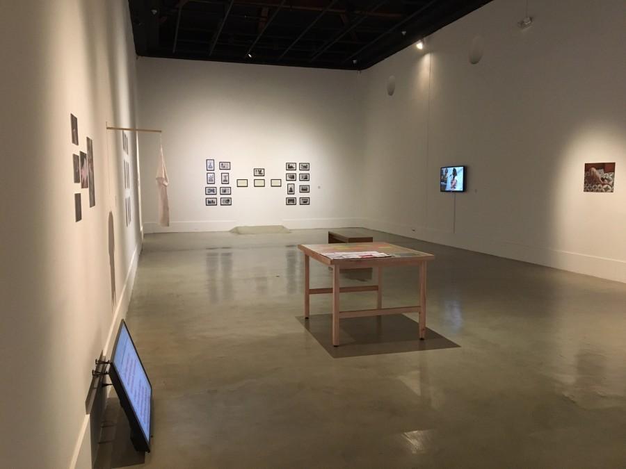 Vista de la muestra colectiva Soy Paisaje, en el Centro de Arte Contemporáneo de Quito, Ecuador. Foto: cortesía CAC.