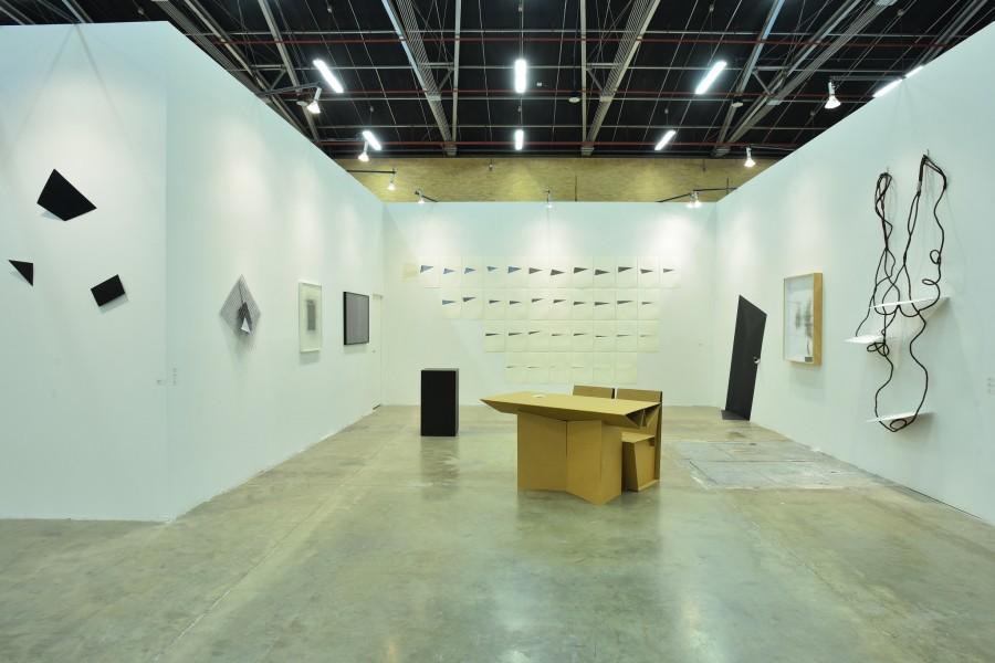 Galeria Raquel Arnaud (Sao Paulo). Sección Principal ARTBO 2017. Foto cortesía de ARTBO © Cámara de Comercio de Bogotá / 48 por Segundo.