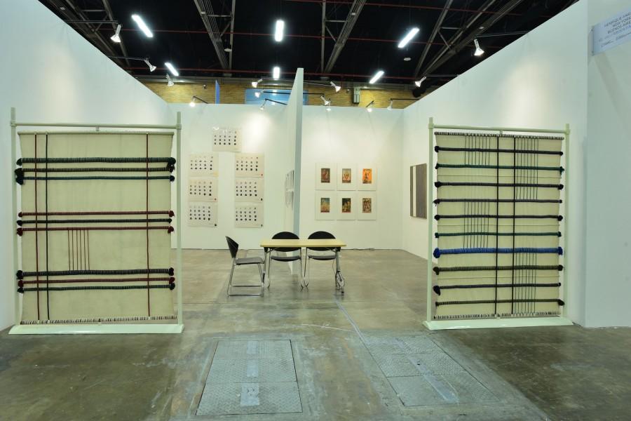 Henrique Faria Fine Art (Nueva York/Buenos Aires) Sección Principal ARTBO 2017. Foto cortesía de ARTBO © Cámara de Comercio de Bogotá / 48 por Segundo.