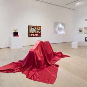 Vista de la exposición Radical Women: Latin American Art, 1960-1985. Sección